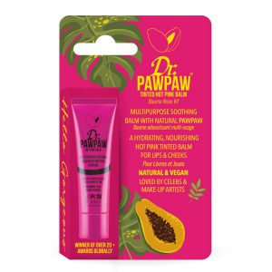 Dr.PAWPAW Hot Pink Balm 10mls